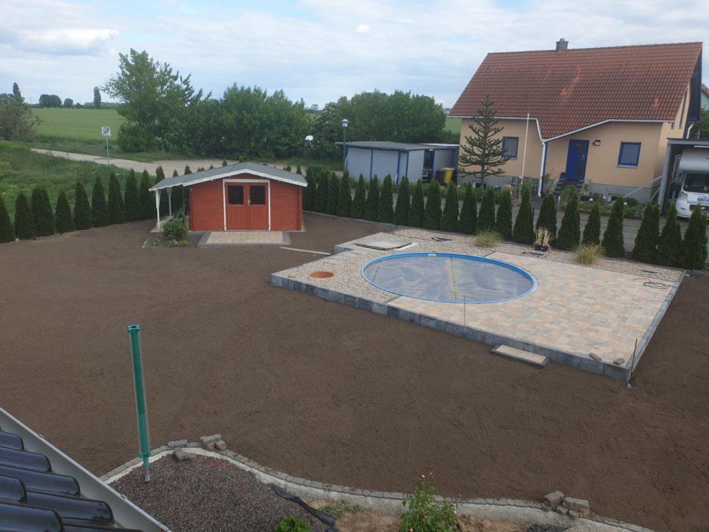 Bodenarbeiten